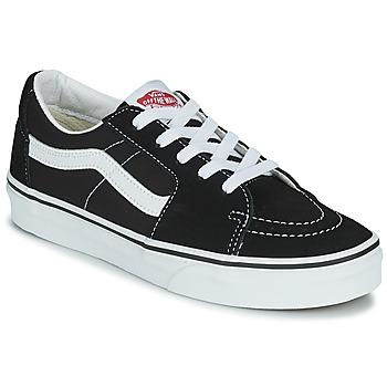 Sapatos Sapatilhas Vans SK8-LOW Preto / Branco