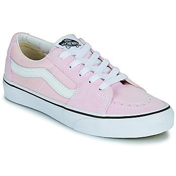 Sapatos Mulher Sapatilhas Vans SK8-LOW Rosa