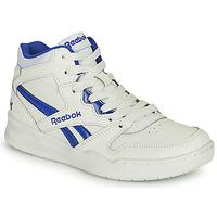Sapatos Criança Sapatilhas de cano-alto Reebok Classic BB4500 COURT Branco / Azul
