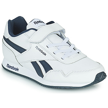 Sapatos Rapaz Sapatilhas Reebok Classic REEBOK ROYAL CLJOG Branco / Marinho