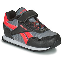 Sapatos Criança Sapatilhas Reebok Classic REEBOK ROYAL CLJOG Preto / Vermelho