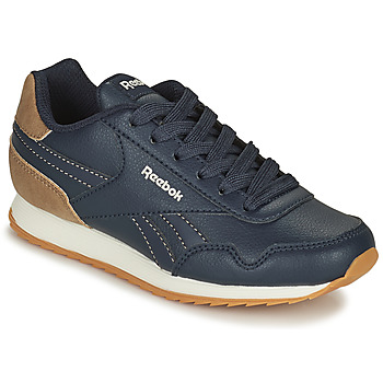 Sapatos Criança Sapatilhas Reebok Classic REEBOK ROYAL CLJOG Marinho / Castanho