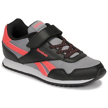 Sapatos Rapaz Sapatilhas Reebok Classic REEBOK ROYAL CLJOG Preto / Vermelho