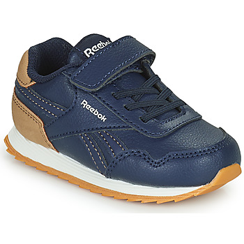 Sapatos Rapaz Sapatilhas Reebok Classic REEBOK ROYAL CLJOG Marinho / Castanho