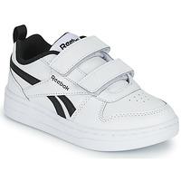 Sapatos Criança Sapatilhas Reebok Classic REEBOK ROYAL PRIME Branco / Preto