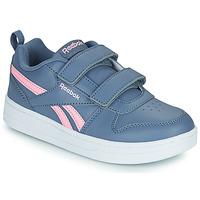 Sapatos Rapariga Sapatilhas Reebok Classic REEBOK ROYAL PRIME Marinho / Rosa