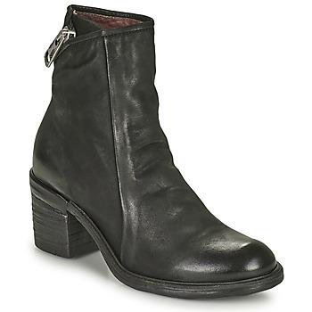 Sapatos Mulher Botins Airstep / A.S.98 JAMAL LOW Preto