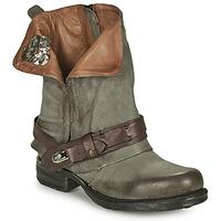 Sapatos Mulher Botas baixas Airstep / A.S.98 SAINT BIKE Cinza
