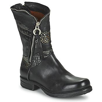 Sapatos Mulher Botas baixas Airstep / A.S.98 SAINTEC CO Preto