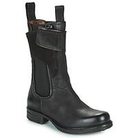 Sapatos Mulher Botas baixas Airstep / A.S.98 SAINTEC CHELS Preto