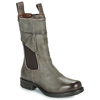 Sapatos Mulher Botas baixas Airstep / A.S.98 SAINTEC CHELS Cinza