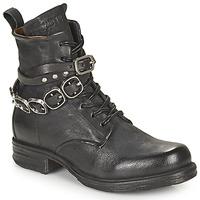 Sapatos Mulher Botas baixas Airstep / A.S.98 SAINTEC BRIDE Preto