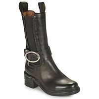 Sapatos Mulher Botins Airstep / A.S.98 NOVASUPER CHELS Preto