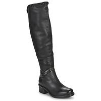 Sapatos Mulher Botas altas Airstep / A.S.98 NOVASUPER HIGH Preto
