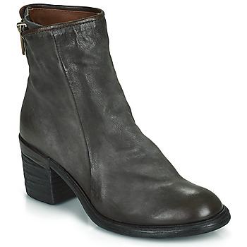 Sapatos Mulher Botins Airstep / A.S.98 JAMAL LOW Castanho