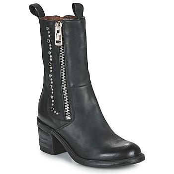 Sapatos Mulher Botins Airstep / A.S.98 JAMAL STUDS Preto