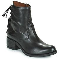 Sapatos Mulher Botas baixas Airstep / A.S.98 OPEA LACE Preto
