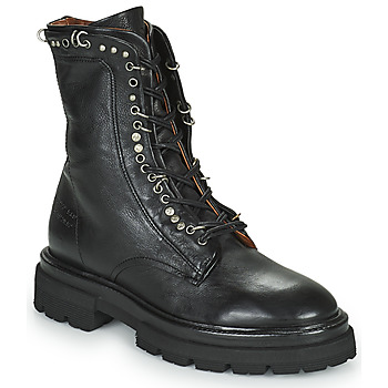 Sapatos Mulher Botas baixas Airstep / A.S.98 HEAVEN LACE Preto