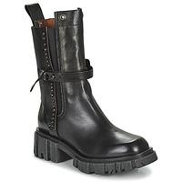 Sapatos Mulher Botas baixas Airstep / A.S.98 HELL STUD Preto
