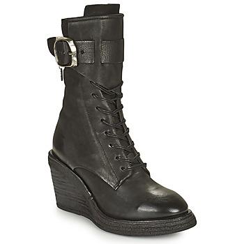 Sapatos Mulher Botins Airstep / A.S.98 TALL Preto