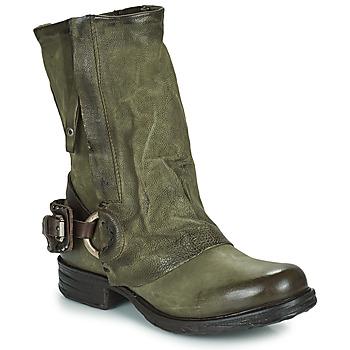 Sapatos Mulher Botas baixas Airstep / A.S.98 SAINT EC Cáqui
