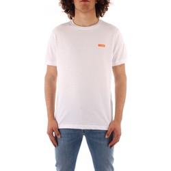 Textil Homem T-Shirt mangas curtas Refrigiwear JE9101-T27100 Branco
