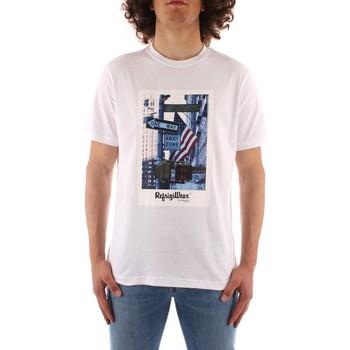 Textil Homem T-Shirt mangas curtas Refrigiwear JE9101-T24400 Branco