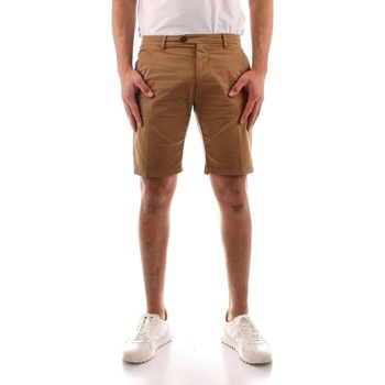 Textil Homem Shorts / Bermudas Roy Rogers P21RRU087C9250112 Bege