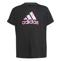 Textil Rapariga T-Shirt mangas curtas adidas Performance MONICA Preto