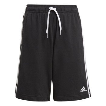 Textil Rapaz Shorts / Bermudas adidas Performance CLAKIA Preto