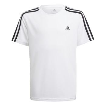 Textil Rapaz T-Shirt mangas curtas adidas Performance AYMERICA Branco