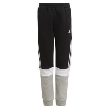 Textil Rapaz Calças de treino adidas Performance KATELINA Preto / Cinza
