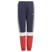 Textil Rapaz Calças de treino adidas Performance ALMANA Marinho / Vermelho