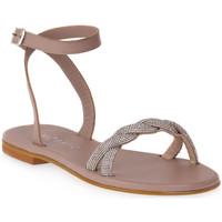 Sapatos Mulher Sandálias Mosaic ROSA SHINE Rosa