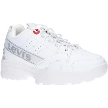 Sapatos Rapariga Multi-desportos Levi's VSOH0053S SOHO Blanco