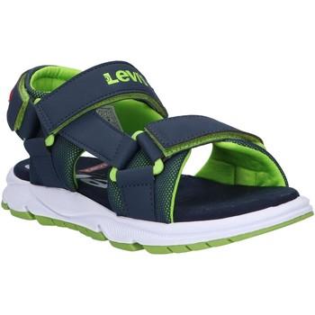 Sapatos Criança Sandálias Levi's VNIA0002S NIAGARA Azul
