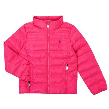 Textil Rapariga Quispos Polo Ralph Lauren DERNIN Rosa