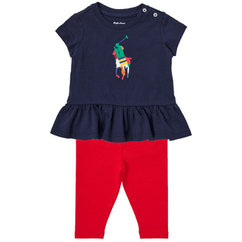 Textil Rapaz Conjunto Polo Ralph Lauren BETINA Multicolor