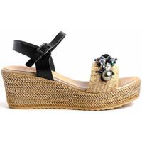 Sapatos Mulher Sandálias Porronet 2740 Preto