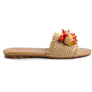 Sapatos Mulher Chinelos Porronet 2704 Bege
