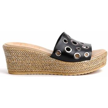 Sapatos Mulher Sandálias Porronet 2737 Preto