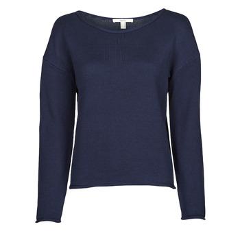 Textil Mulher camisolas Esprit COO CORE SW Azul