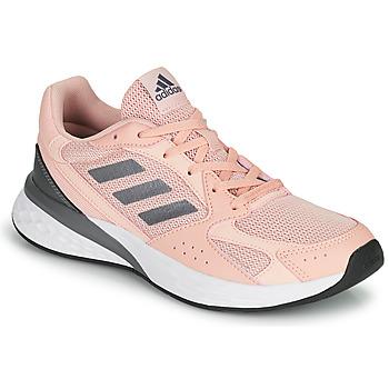 Sapatos Mulher Sapatilhas de corrida adidas Performance RESPONSE RUN Rosa