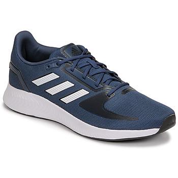 Sapatos Homem Sapatilhas de corrida adidas Performance RUNFALCON 2.0 Marinho