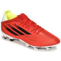 Sapatos Chuteiras adidas Performance X SPEEDFLOW.3 FG Vermelho