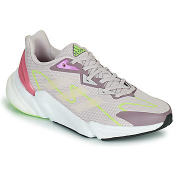 Sapatos Mulher Sapatilhas de corrida adidas Performance X9000L2 W Violeta / Rosa