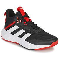 Sapatos Criança Sapatilhas de basquetebol adidas Performance OWNTHEGAME 2.0 K Preto / Vermelho