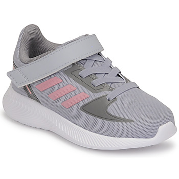 Sapatos Rapariga Sapatilhas de corrida adidas Performance RUNFALCON 2.0 I Cinza / Rosa
