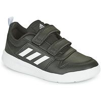 Sapatos Criança Sapatilhas adidas Performance TENSAUR C Preto / Branco