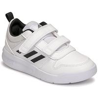 Sapatos Criança Sapatilhas adidas Performance TENSAUR C Branco / Preto